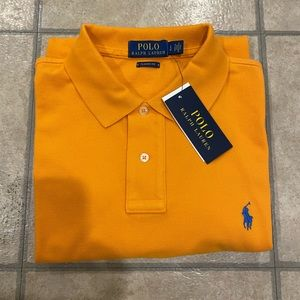 Men's Polo Ralph Lauren $69 Classic Fit Polo Large